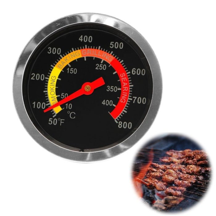 Grill Thermometer Temperature Gauge