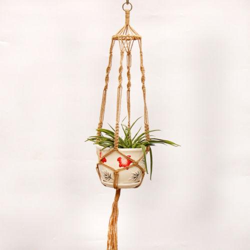 Macrame Plant Holder Hanging Decor