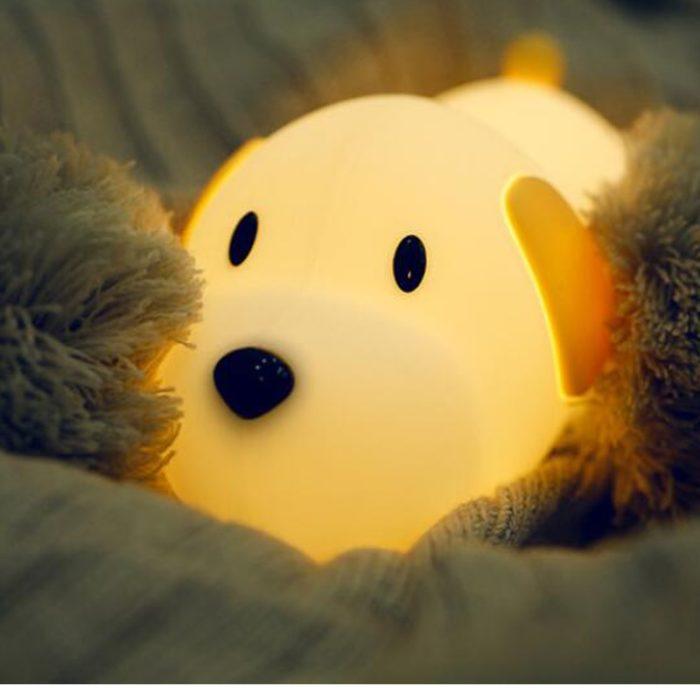 Dog Night Light Rechargeable LED Light