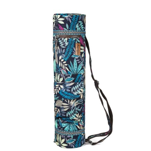 Yoga Mat Bag Printed Exercise Mat Bag