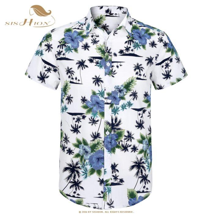 Summer Shirt Hawaiian Shirt For Men