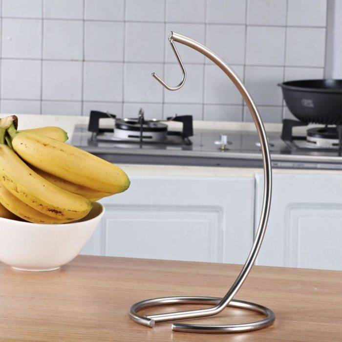 Banana Hook Stainless Steel Rack