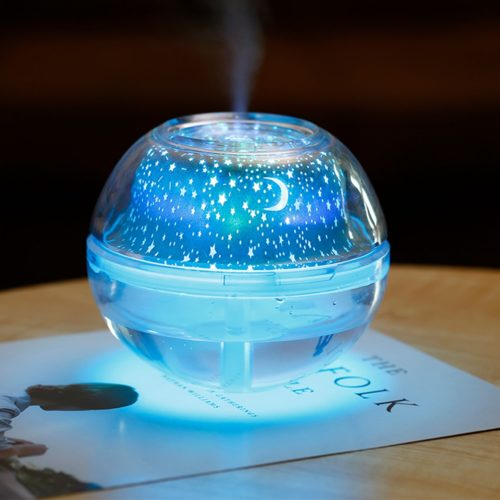Baby Humidifier Projector Night Light