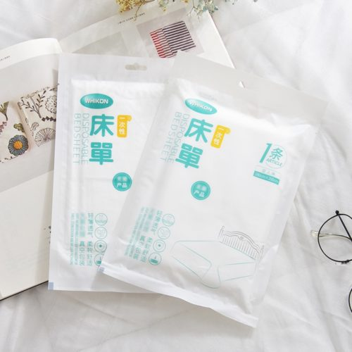 Disposable Bed Sheet for Traveling