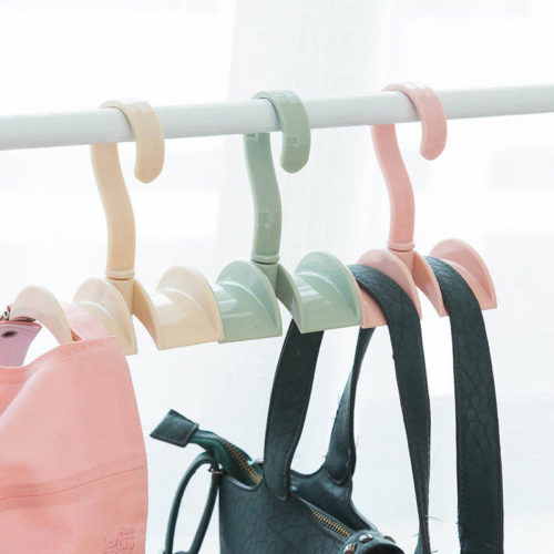 Handbag Hanger Rotatable 360-Degrees