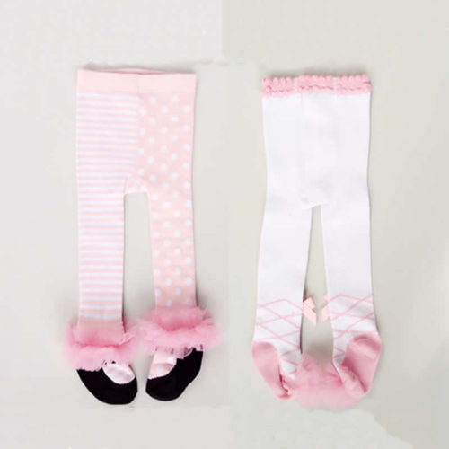 Toddler Tights for Little Girls