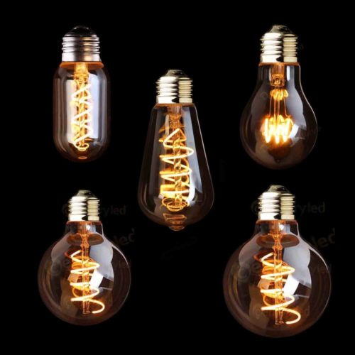 Vintage LED Bulb Decorative Dimmable Light