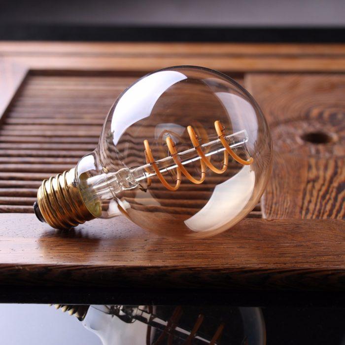 Vintage LED Bulb Decorative Dimmable Light