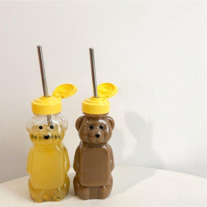 Honey Bear Bottle 240ml (12 pcs)