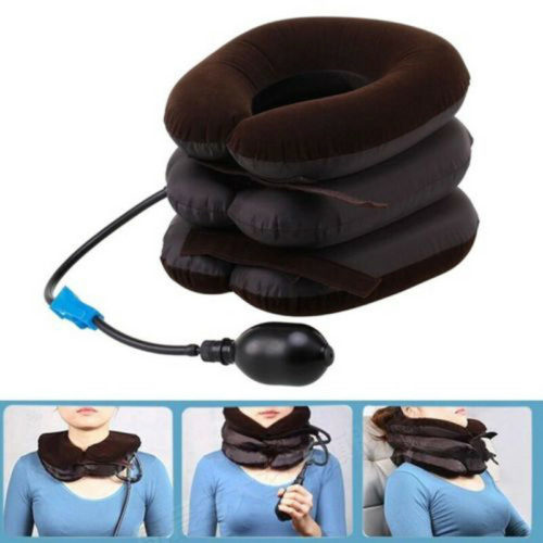 Neck Traction Pillow Pain Relief Brace