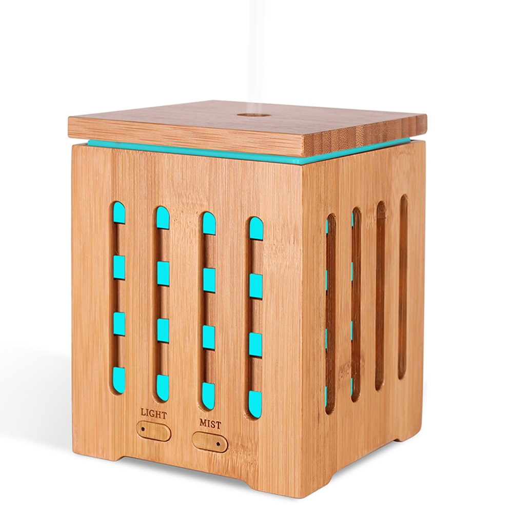 Wood Humidifier 200ml Essential Oil Diffuser Life Changing Products