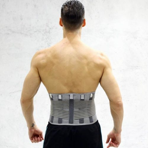 Waist Support Lumbar Brace Belt