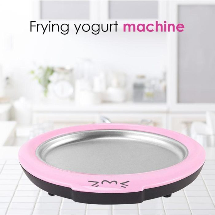 Ice Cream Roll Maker Yogurt Pan