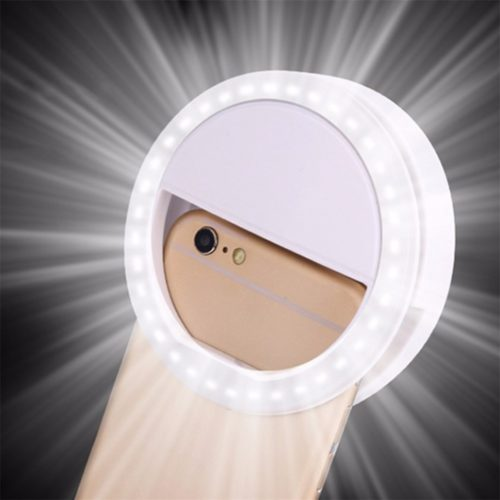 Ring Light for Phone LED Clip-on Light