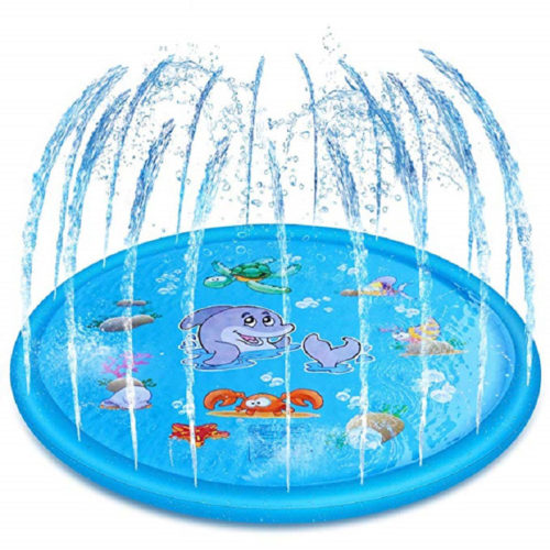 Splash Mat Kids Water Play Mat