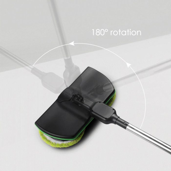 Electric Floor Mop Rechargeable Device