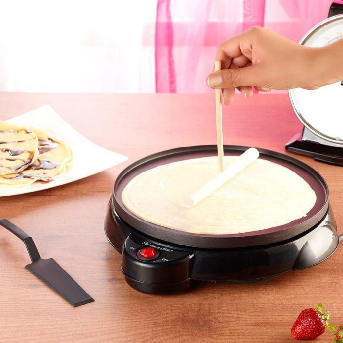 Electric Pancake Maker Crepe Pan