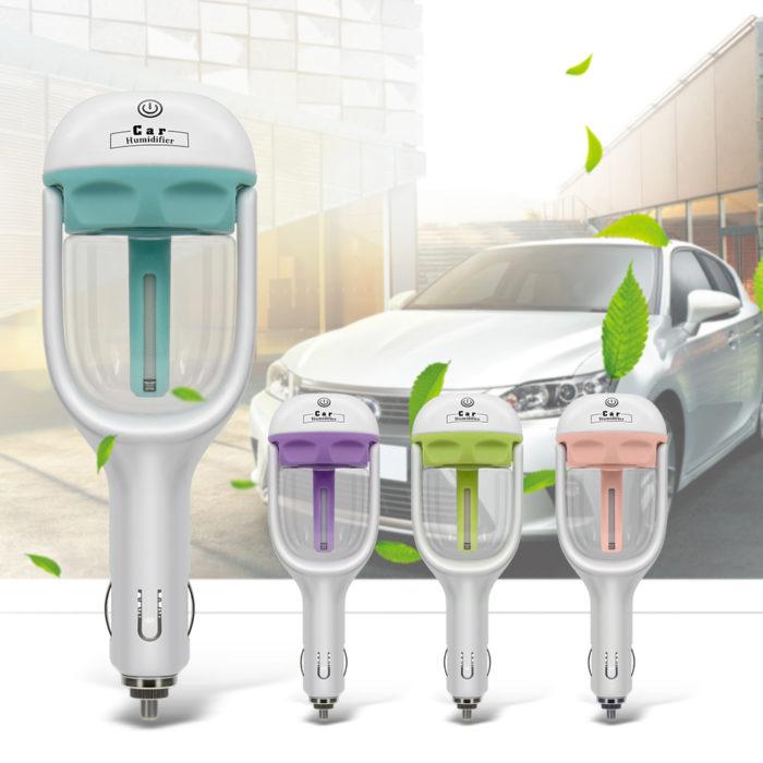 Car Diffuser Mini Air Humidifier