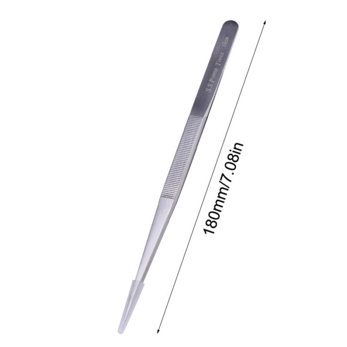 Long Tweezers Stainless Steel Tweezers
