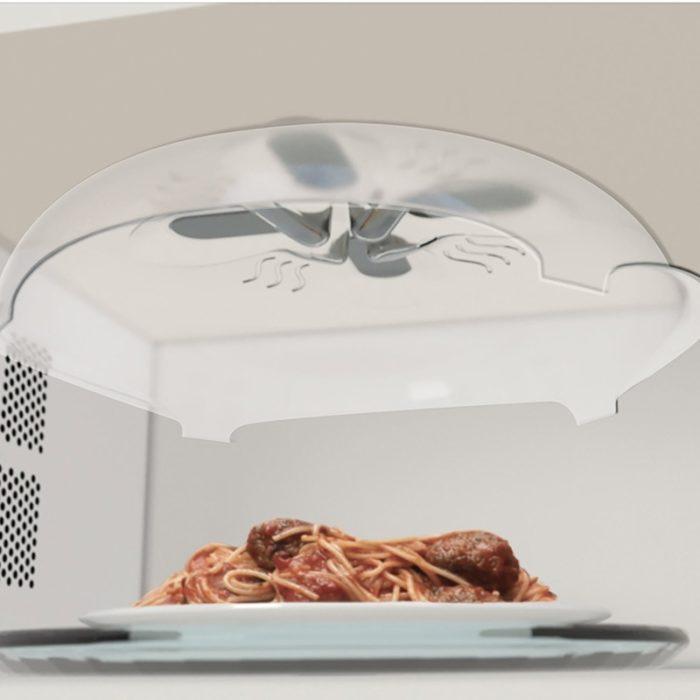 Microwave Splatter Cover
