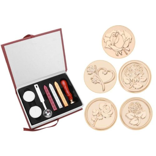 Wax Seal Stamp Kit Vintage Stamp