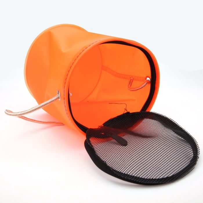 Fishing Bucket Foldable Outdoor Pail