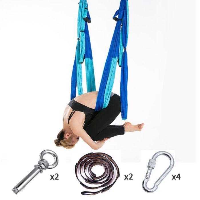 Aerial Yoga Swing Full Set