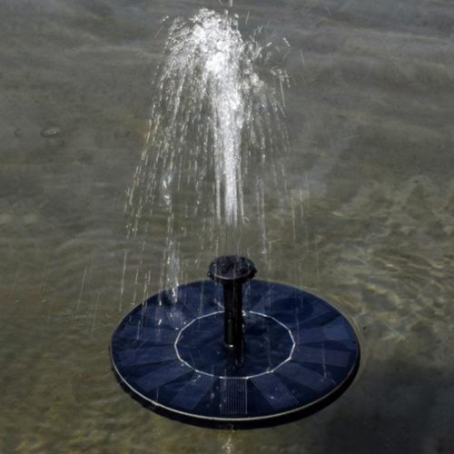 Pond Fountain Solar Floating Fountain