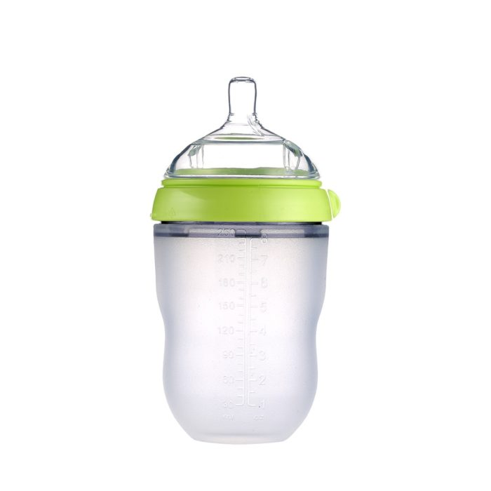 Silicone Baby Bottle Milk Feeder