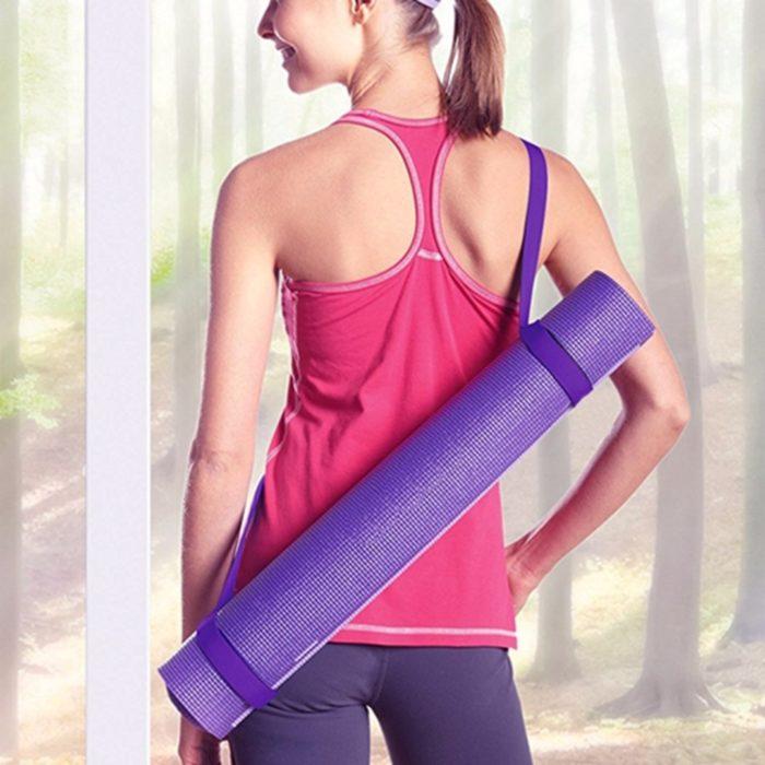 Yoga Mat Carrying Strap Adjustable Sling