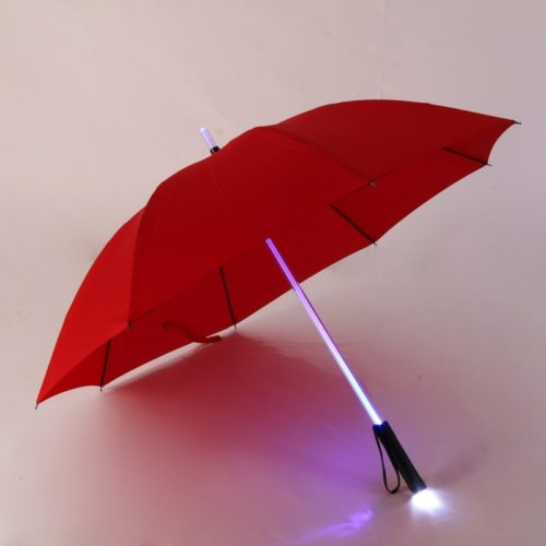 Light Up Umbrella Light Saber Shaft