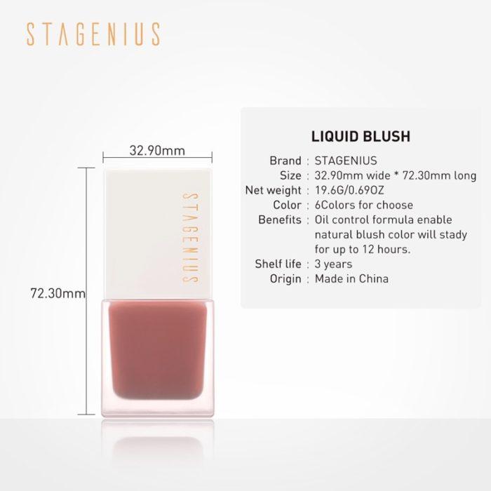 Liquid Blush Long Wear Cheek Tint