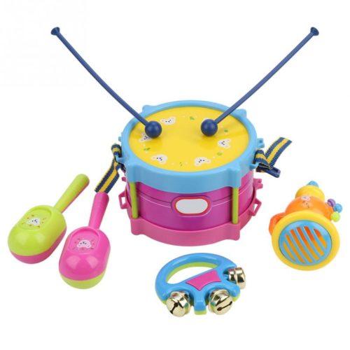 Toy Instruments Percussion Set (5Pcs)