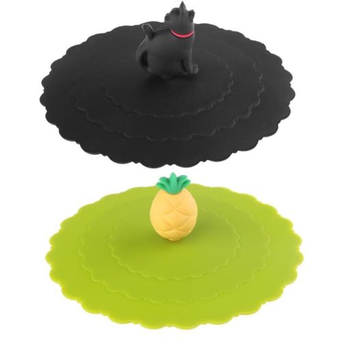 Silicone Cup Cover Reusable Lid