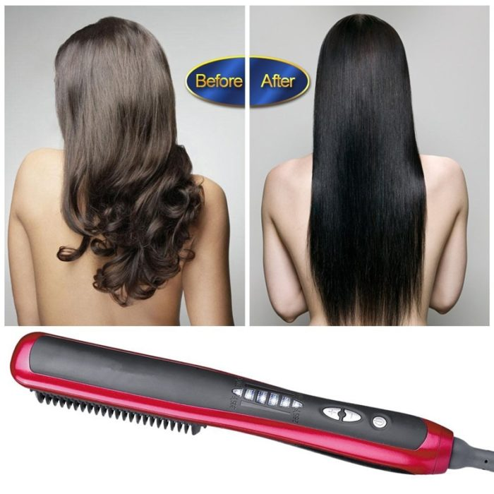 Electric Beard Straightener Electric Comb