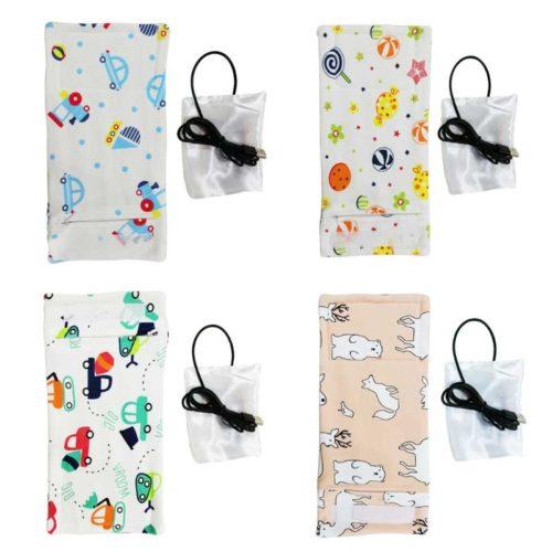 Portable Baby Bottle Warmer USB Milk Warmer