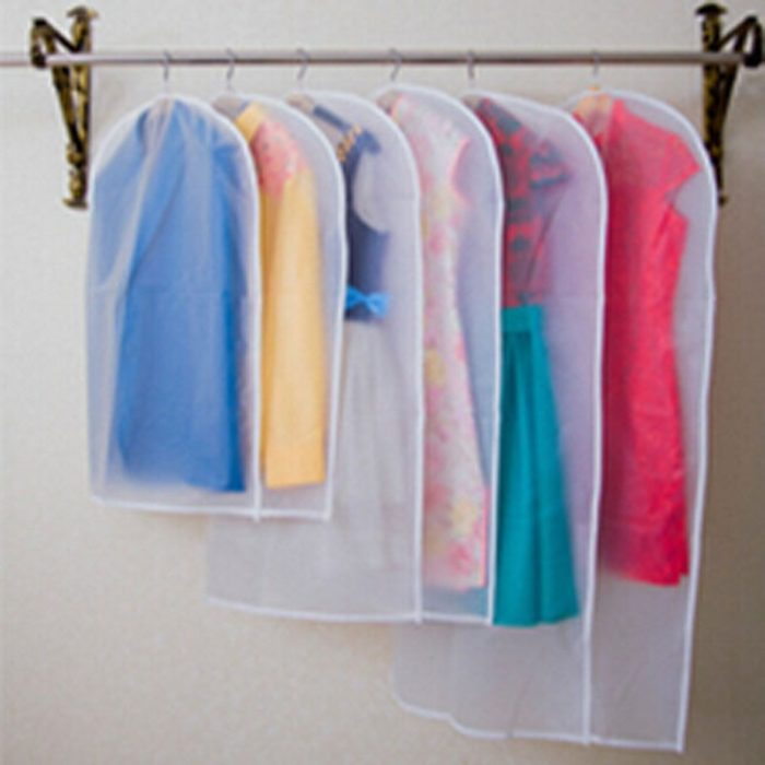 Dress Cover Hanging Garment Pouch