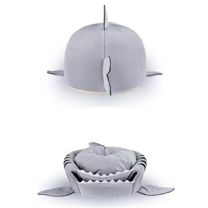 Shark Cat Bed Creative Pet Bed