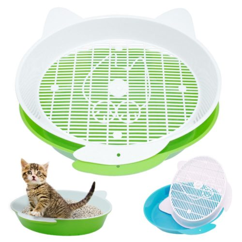 Sifting Litter Box Pet Litter Tray