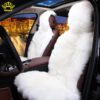 Sheepskin Car Seat Cover Artificial Fur