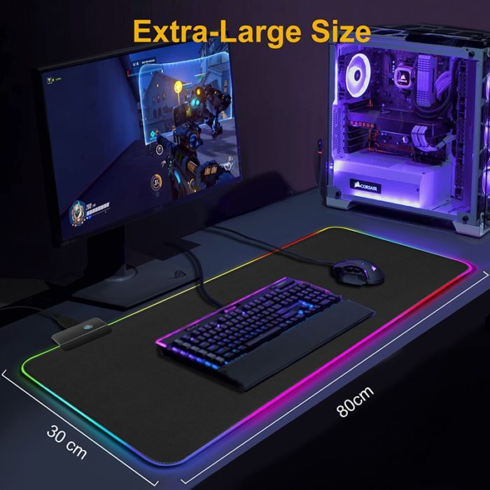 Long Mouse Pad Gaming Mouse Pad