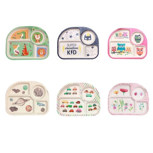 Toddler Plate Kids Tableware