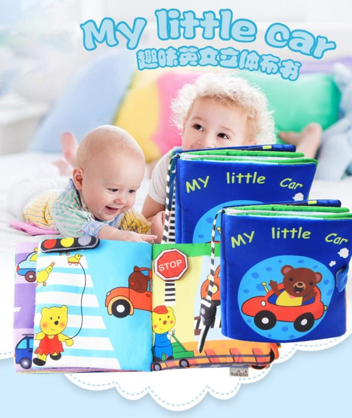 Learning Book for Toddlers