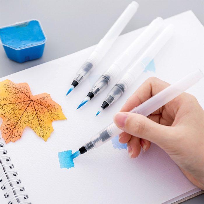 Paint Brush Pens Calligraphy Tool Set