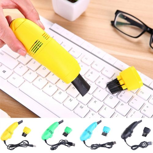 USB Mini Vacuum Cleaner Dust Remover