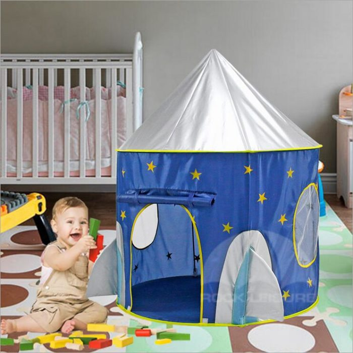 Playhouse Tent Kids Playing Castle