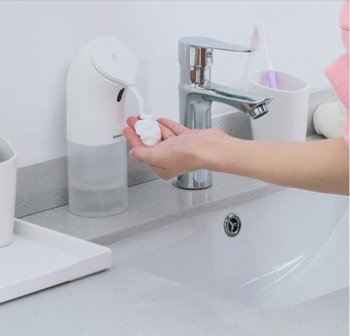 Automatic Foam Soap Dispenser Bottle