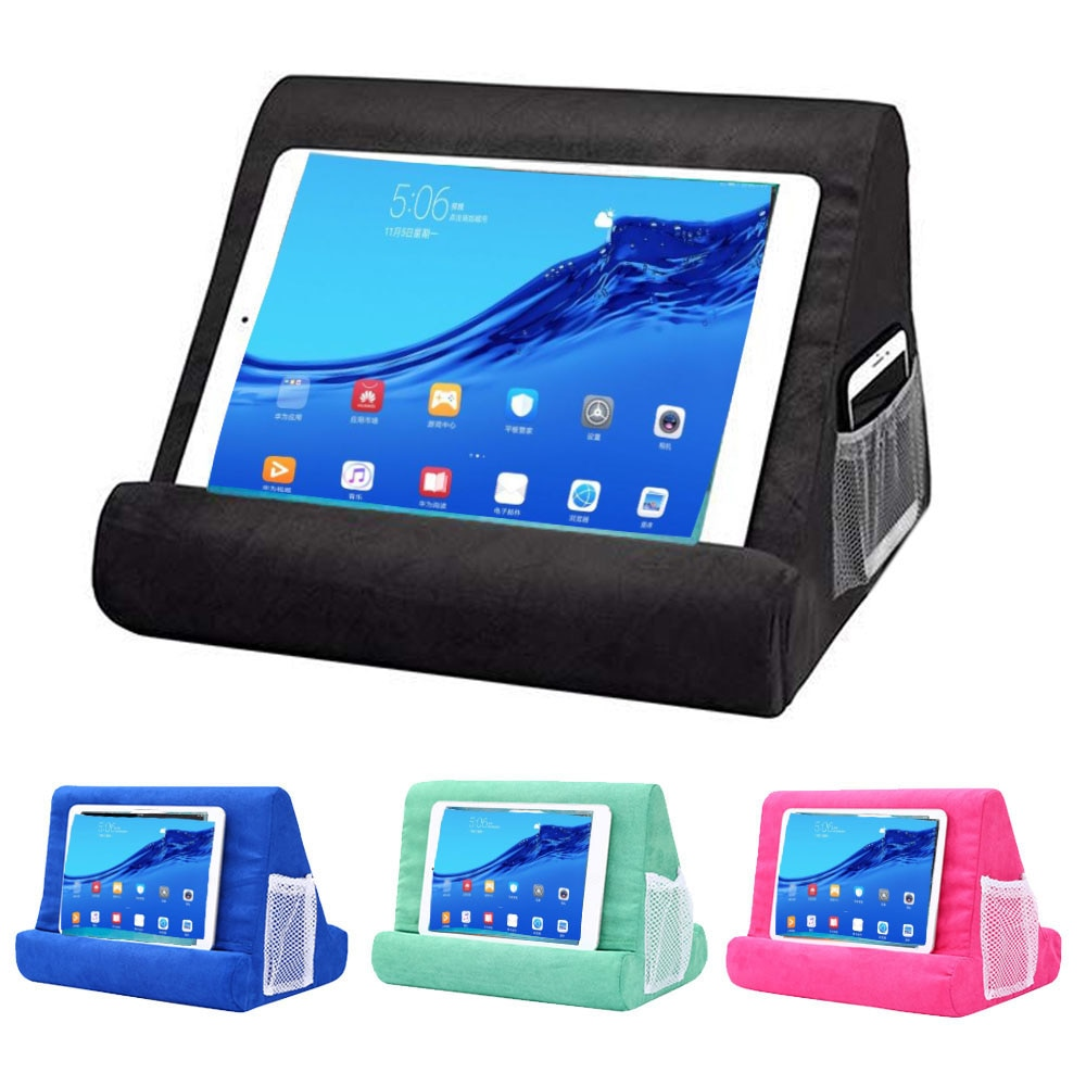 Tablet Pillow Holder Tab Stand Life