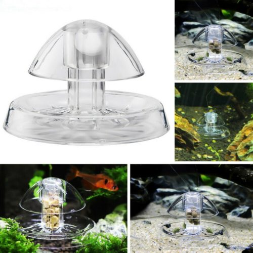 Aquarium Snail Trap Plastic Device