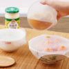 Silicone Food Wrap Reusable (4pcs)